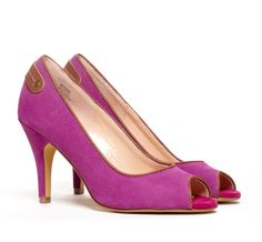 Ryan peep toe pump @ sole society