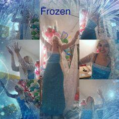 Preparazione Bolle di spettacolo Frozen