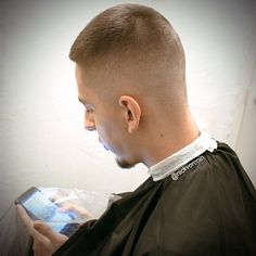 Superbly done skin fade