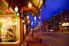 Here Are The 14 Most Enchanting, Magical Christmas Towns In Arkansas