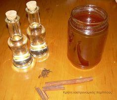 Ρακόμελο το γλυκόπιοτο - cretangastronomy.gr Juice Smoothie, Fruit Juice, Smoothies, Cocktail Drinks, Cocktails, Confectionery, Plant Based Recipes, Coffee Drinks, Hot Sauce Bottles