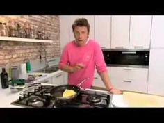 Omelette  -For the first 30 seconds of cooking, move the egg around in the pan  -Watch egg texture for the right time to fold