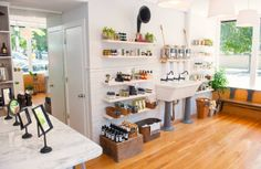 Follain- all natural beauty boutique