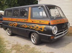 vintage a100 dodge van - Yahoo Image Search Results