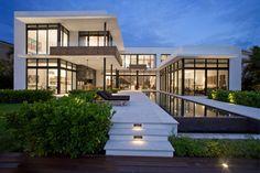 KZ Architecture Lap pool