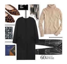 """60 Second Style"" by youaresofashion ❤ liked on Polyvore featuring Design Letters, J.Crew, Zara, Non, Candy Woolley, COSTELLO TAGLIAPIETRA, women's clothing, women, female and woman"