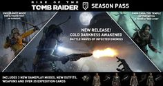 rise of tomb raider marketing - Google Search