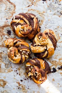 No Knead Swedish Cinnamon Buns