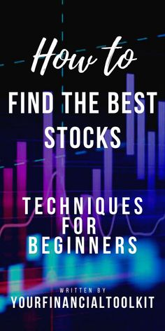 How to find Value in Stocks - Your Financial Toolkit Fundamental Analysis, Technical Analysis, Return On Equity, Value Stocks, 10 Million Dollars, Pay Debt, Financial Analyst, Investment Tips