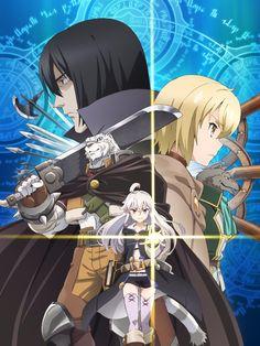 El Anime Zero kara Hajimeru Mahou no Sho se estrenará el 10 de abril.