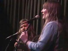 Chris & Morgane Stapleton  You are my Sunshine. Gives me goosebumps everytime!