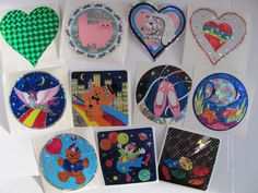 Vintage Sandylion Prism Stickers