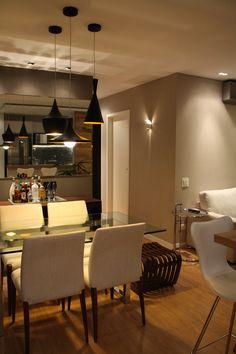 Solar Lalique, cliente RB: sala de jantar