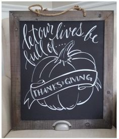 Come DIY and create with us in community! Chalkboard Drawings, Chalkboard Lettering, Chalkboard Designs, Chalkboard Ideas, Chalkboard Quotes, Chalk It Up, Chalk Art, Thanksgiving Chalkboard, Happy Thanksgiving