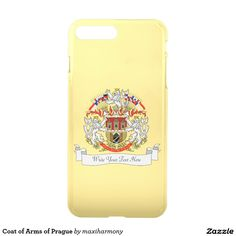 Coat of Arms of Prague iPhone 7 Plus Case