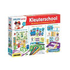 Clementoni Leerspel: kleuterschool