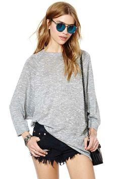 Heidi Knit Tunic