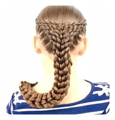 Braided Hairstyles: The Top Braided Styles – Stylish Hairstyles Cool Braid Hairstyles, Great Hairstyles, Little Girl Hairstyles, Updo Hairstyle, Wedding Hairstyles, Unique Braids, Beautiful Braids, Light Red Hair, Natural Hair Styles