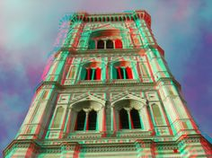 Florence 9 3D Anaglyph by yellowishhaze