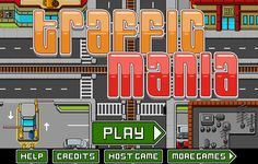 Play #TrafficMania. Do your best to keep the traffic moving.
