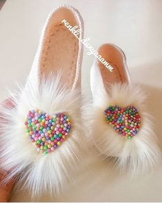 # # # Creative embroidery needle iğneoya the # # # tigoya to eliminate the # # göznur the bride groom # # # Duke Cey … – DIY Crafts Crochet Socks Pattern, Crochet Quilt, Crochet Shoes, Love Crochet, Knit Crochet, Beginner Crochet Tutorial, Crochet For Beginners, Dont Break My Heart, Shoe Makeover