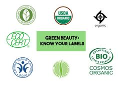 Mini Green Beauty Guide - tip: know your labels