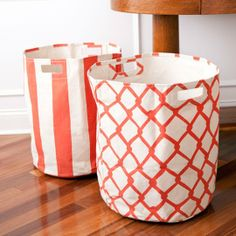for toy basket  20 Super Stylish Storage Bins | Apartment Therapy