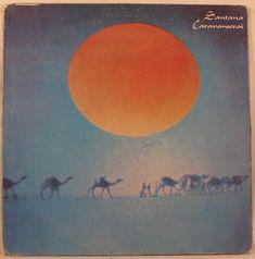 Santana - Caravanserai. Columbia Records. 1972.