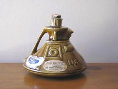 Vintage 1969 Apollo 11 Space Capsule Wine Decanter at WhimsicalVintage