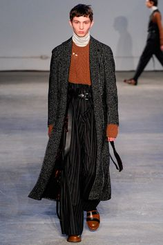 Damir Doma unveiled its Fall/Winter 2017 collection during Milan Fashion Week.