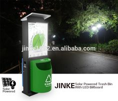 Source Outdoor Light Advertisement Box Dual Street Litter Bin Recycle Bins on m…. - All For Remodeling İdeas Urban Furniture, Street Furniture, Ikea Furniture, Office Furniture, Furniture Design, Advantages Of Solar Energy, Solar Power Panels, Trash Bins, Solar Led