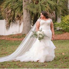 d42791d763dd 316 Best Plus Size  Wedding Dresses  images in 2019