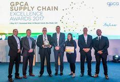Talke erhält GPCA Supply Chain Excellence Award 2017 - http://www.logistik-express.com/talke-erhaelt-gpca-supply-chain-excellence-award-2017/