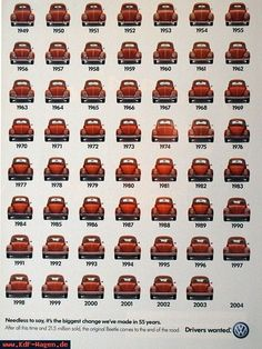 Kdf-Wagen - Shows all pictures of VW ads from 2004 Auto Volkswagen, Kdf Wagen, Hot Vw, Vw Vintage, Best Classic Cars, Vw Cars, Buggy, Vw Beetles, Vw Camper
