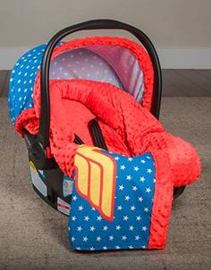 Canopy Couture - Wonder Woman Whole Caboodle