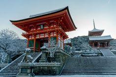 仁王門 - 清水寺 / Deva Gate - Kiyomizu-dera Temple