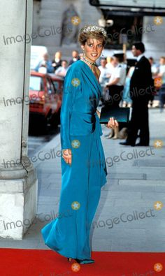 Princess Diana Photo: Alpha / Globe Photos Inc 1989 Princessdianaretro