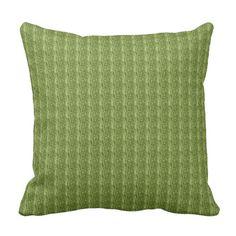 """Stylish Designs"" Garden Green* Pillow"