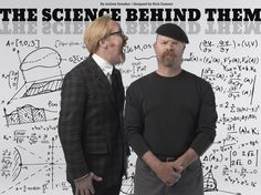 The science behind it: 'MythBusters' duo makes audience their test subjects for live show in Charlotte  http://web.gastongazette.com/interactive/mythbusters/