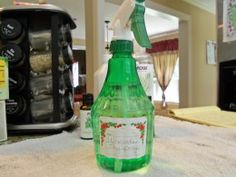 Voila! Homemade Mosquito Repellent!