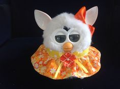 """Clothes for Furby or New Furby Boom Handmade Outfit """"Sunshine"""" 