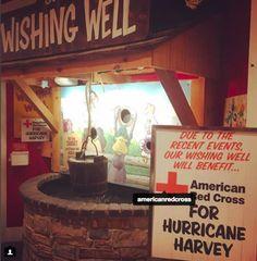The Wishing Wells at all Stew Leonard's will benefit the Hurricane Harvey efforts.