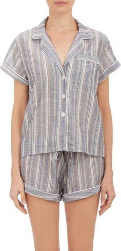 Love the Steven Alan Multi-Stripe Pajama Shirt on Wantering.