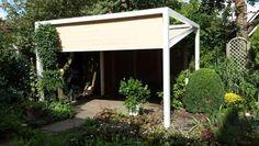 cubola terrasoverkapping, een sieraad voor uw tuin! Zowel vrijstaand als aan de gevel gemonteerd. VENVO 0174-213273