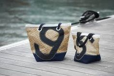Ready for a weekend on the water #727sailbags #nauticalfashion #sydneyboating #nautical