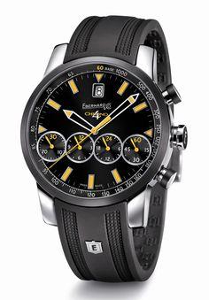 reloj cronógrafo Chrono 4 Colors de EBERHARD & Co Más