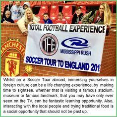 Rush Soccer, Famous Landmarks, Make Time, Tours, Life, Famous Monuments