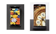 AU Optronics presenta su pantalla con un milímetro de borde, también paneles IGZO, AMOLED y AHVA  http://www.xatakamovil.com/p/39051