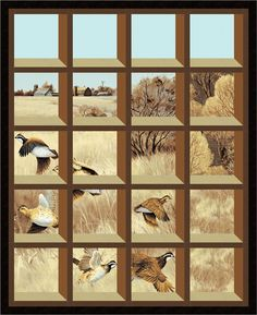 Intermediate lap and throw that uses a panel. Farm Family Outing Quilt Pattern PS-957 by Purrfect Spots - Nan Baker.  Check out our animal & nature quilt patterns. https://www.pinterest.com/quiltwomancom/animal-nature-quilts/  Subscribe to our mailing list for updates on new patterns and sales! https://visitor.constantcontact.com/manage/optin?v=001nInsvTYVCuDEFMt6NnF5AZm5OdNtzij2ua4k-qgFIzX6B22GyGeBWSrTG2Of_W0RDlB-QaVpNqTrhbz9y39jbLrD2dlEPkoHf_P3E6E5nBNVQNAEUs-xVA%3D%3D
