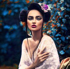 This is How Femininity Looks Like, Inspiration, Photography, Margarita Kareva, Artnaz.com